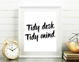 tidy mind