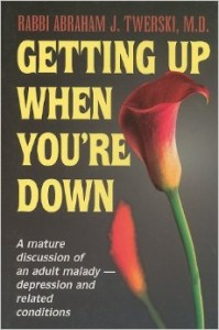 getting up when you're down